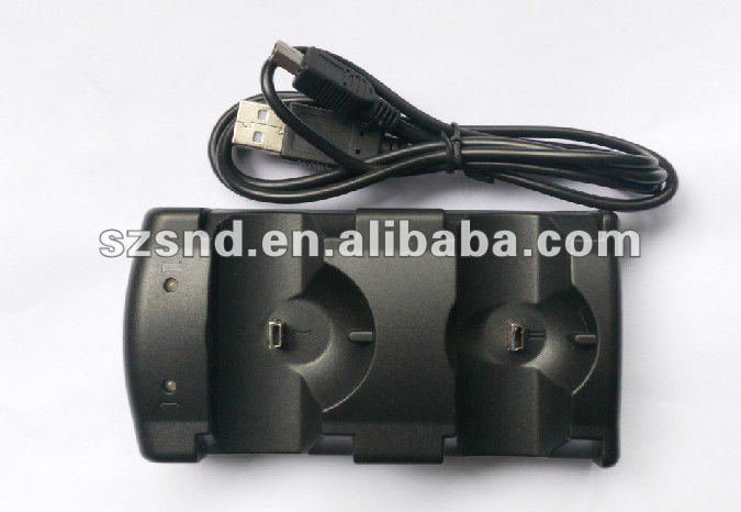 Charger for ps3 move joystick