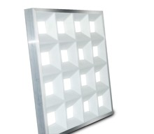 SMD2835 20w/36w grille led panel light office lighting replacement of T5 luminaires