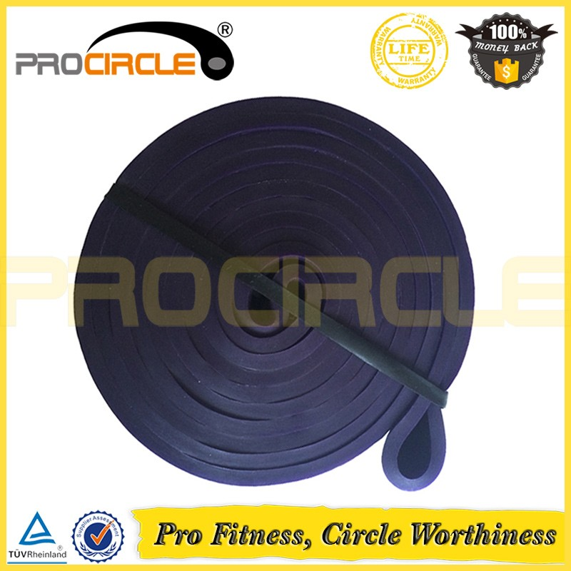 Lsometric Training Power Loop Stretch Latex Free Resistance Bands