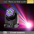 19x40w powercon in/out beam wash moving head zoom moving head Artnet control