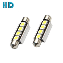 2016 hot selling for Car lamp led t10 canbus,w5w led car, super 31mm 36mm 39mm 42mm c5w festoon light led canbus