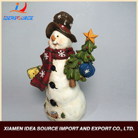 High quality best price christmas singing snowman