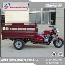 Lifan engine top quality motor tricycle/high hydraulic lifter tuk tuk