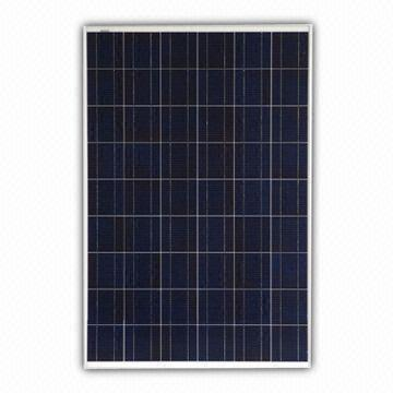 265W Organic Poly Silicon Solar Panel Cell Scrap
