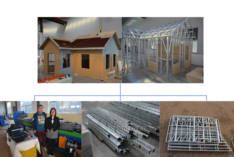 Light gauge steel residential house design in nepal buy for Residential house design in nepal