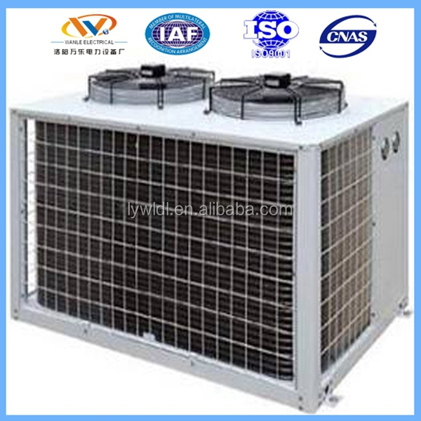 Luoyang Freon System refrigerated chiller for copper foundry