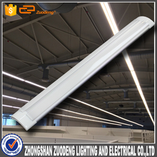 alibaba new products LED linear office fixture grille light fitting for 2 t8 tube