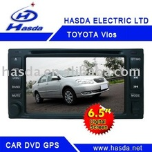 "6.5"" car DVD/GPS, special for TOYOTA VIOS"