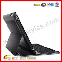 For ipad air smart cover,wireless keyboard case for iPad 5rd ,for ipad air case keyboard