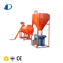 Different Sizes of Ready Sand Cement Concrete Mix Plant For Dry Mortar