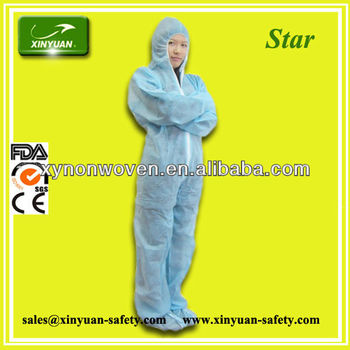 breathable SPP Coverall