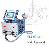 CE approved 3000W AFT SHR hair removal machines free elite pain videos monica