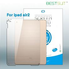 2016 Cell phones accessories for ipad 2 TPU screen protector
