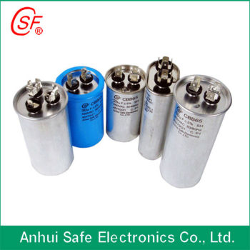 High Quality Air Conditioner Capacitor CBB65