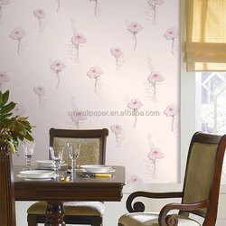 Modern interior decor wallpaper eco-friendly high quality wallpaper home decorative wall coating