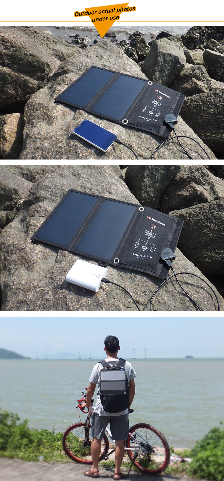 New Products Abs Ce Thunderbolt Magnum Telefon Suntastic Solar Battery Charger Wiring Diagram Product Details