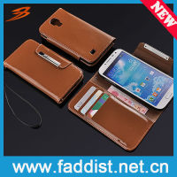 for Samsung Galaxy S4 wallet cell phone case cheap price