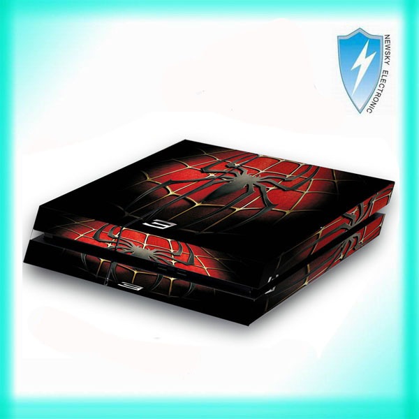 Hot Selling vinyl sticker for ps4 skin sticker for sony playstation4