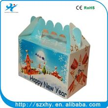 recyclable and attractive gift packing boxes carton best price hot selling