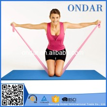 excellent manufacturer fitness training latex resistance bands tube with competitive price
