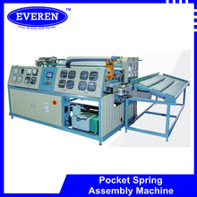 High Speed Bonnell Pocket Spring Assembly Machine for Mattress