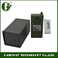Factory wholesale device with bird sounds , decoy caller , eagle decoy with remote encoded one by one