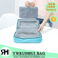 New Grooming Large Wash Travel Toiletry Storage Hanging toiletry kit travel kit for capm and airline