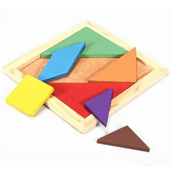 Wholesale Educational Toy Creativity Practice Jigsaw Puzzle Kids Wooden Toys Gift For Birthday Christmas