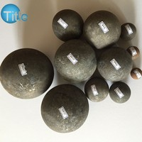 B2 Forged Grinding Steel Balls For Ball Mill
