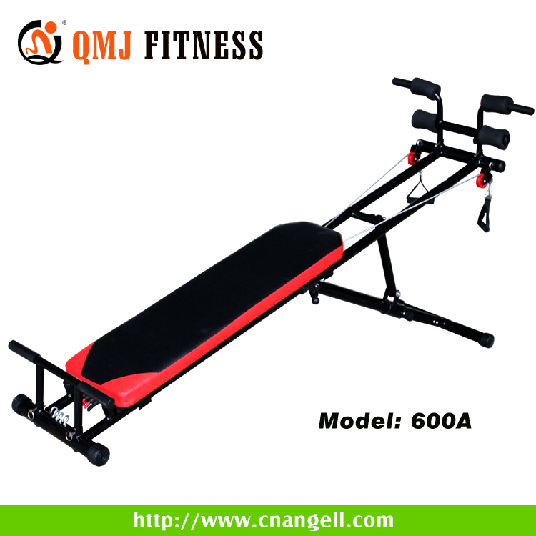 Home Gym Christmas Sales Fitness Equipment Total Gym Used Weight Bench for Sale