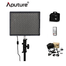 Aputure New HR672 Long Life Span over 100000 hours CRI 95 Flicker Free Wireless Control Professional LED Video Lights
