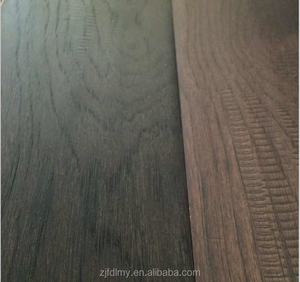 High quality Handscraped Hickory Engineered Wood Flooring
