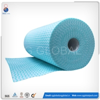 Low Price Spunlace 100% Polyester Non-woven Fabric