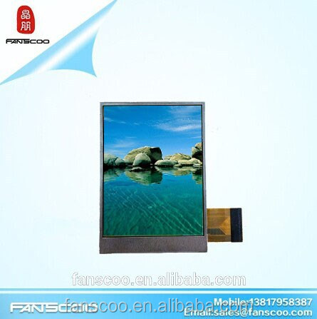 Sunlight readable 2.4 inch mva outdoor transflective lcd module