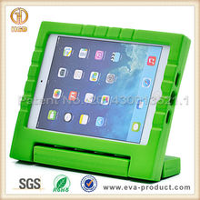 For iPad Air Case With Holder Kids Anti Shock Protective Foam Cover