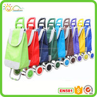Hand trolley carry dance competition travel bag