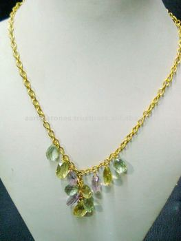 gemstone necklace designs buy gemstone necklace designs gemstone