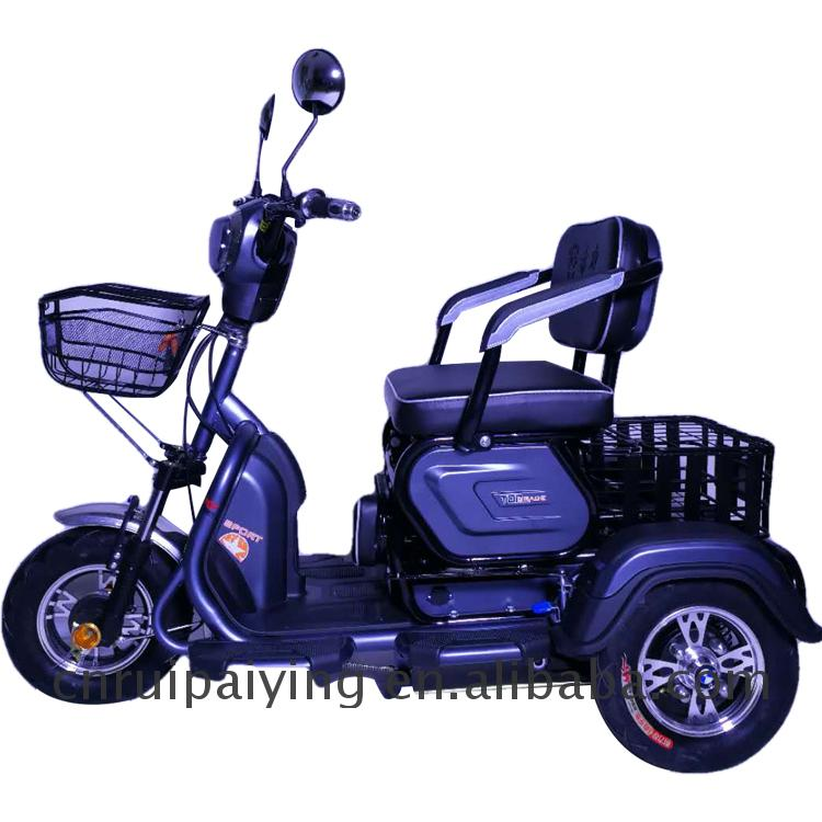 Ciclo elétrico rickshaw para venda elétrica rickshaw triciclo elétrico para adultos