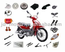 Chinese cub Brazil parts