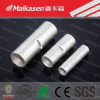 Ningbo port fittings electrical terminal tube shaped