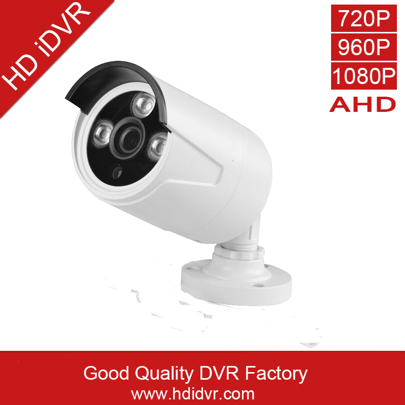 High quality 960P realtime SONY CMOS megapixel 3 Aluminium alloy housing waterproof P2P outdoor HD AHD camera