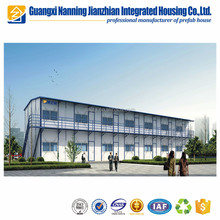 Two-Storey Low Cost Prefabricated Accomodation Modern Fashion Mobile House
