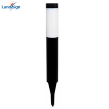 Modern design solar bollard solar light garden,led garden solar light,solar led garden light