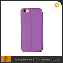 China manufacturer phone cases leather case for iphone 6 / 6s / 6plus