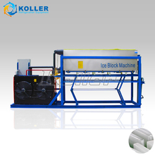 Koller Directly Aluminum Plate Ice Block Machine for Sale