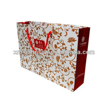 Xiamen manufacture custom dollar general gift bags