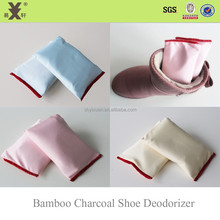 Mini Scented Moisture Absorber Bamboo Charcoal Shoe Deodorizer