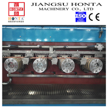 wire and cable machinery save electricity drawing copper wire drawing machine with annealer