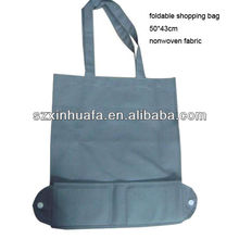 Wallets reusable folding shopping bag non woven foldable supermarket tote shopping bag