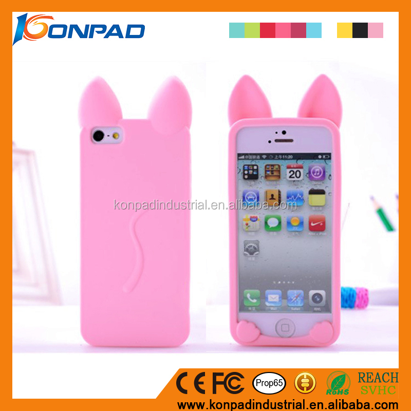 Soft Silicone Protective Shell for iPhone 7,cover case for iphone 7,for iphone 7 silicone case